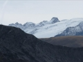 Le Pic de la Grave et le glacier de la Girose