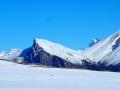 Montagne de St-Gicon, un petit bout de la Muzelle et le Pic Pierroux