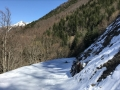 La route du col de Parquetout