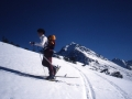 12632 - Le Grand Rocher - Belledonne - Janvier 1999