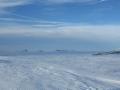 Vue sur le massif de la Chartreuse depuis le sommet du Grand Serre