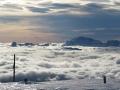 Sommets du Vercors : le Mont Aiguille et le Grand Veymont