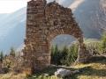 Ruine près de la maison forestière des Vachers
