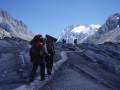 12943 - Les Ciseaux à l'Envers des Aiguilles de Chamonix - Août 1999