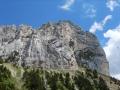 Face ouest du Mont-Aiguille