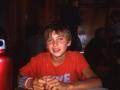 03889a - Matthieu au Mont-Blanc - aout 1987