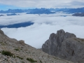 Le Petit Obiou et le massif des Ecrins