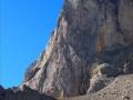 Le Pilier Est du Pic de Bure , appelé aussi Pilier Desmaison