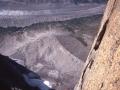 Vue sur la Mer de Glace