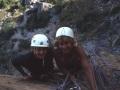 Toujours dans le Surplomb jaune, mais durant l'été 1999 avec Claire et Françoise
