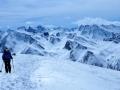 Sur la Crête des Chalanchettes (2881m)