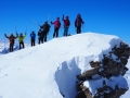Petit sommet sous Rocca Rossa
