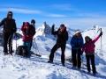 Au sommet du Pic de Caramantran (3025m)