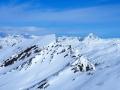 Notre objectif suivant : la Pointe des Sagnes Longues (3032m)