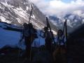 12732 - Rocher Blanc et Rocher Badon - Belledonne - Avril 1999