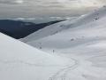 Nous regrettons de ne pas avoir pris nos skis !!!