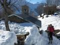 Chapelle du hameau de Bonnefin