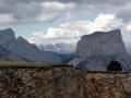 Mont Aiguille et Grand Veymont