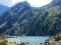 C'est l'heure de la baignade au lac Lauvitel