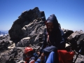 Au sommet du Grand Pic