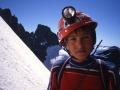 Sur le glacier Carré