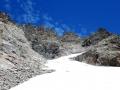 Ce qui reste du Glacier de l'Olan !