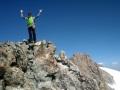 Au sommet duRâteau Ouest