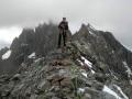 Au sommet du Pavé