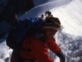 03759 - descente Aiguille du Midi pour la Pointe Lachenal