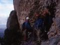 11599 - Collective Asvf dans la voie du Dièdre à la Grande Cornouze